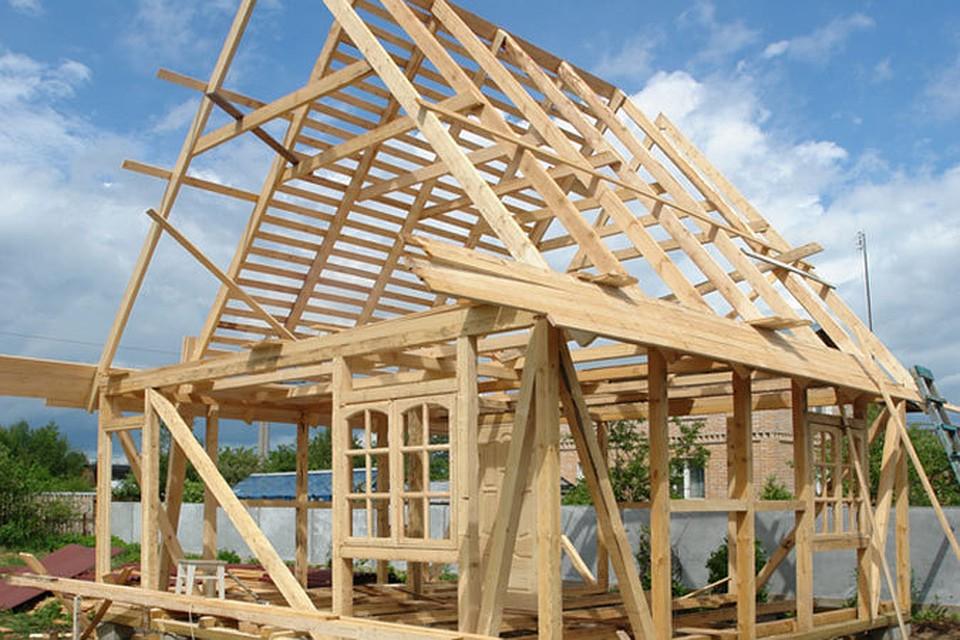 Не только сделать, но и сохранить: строим дом из дерева