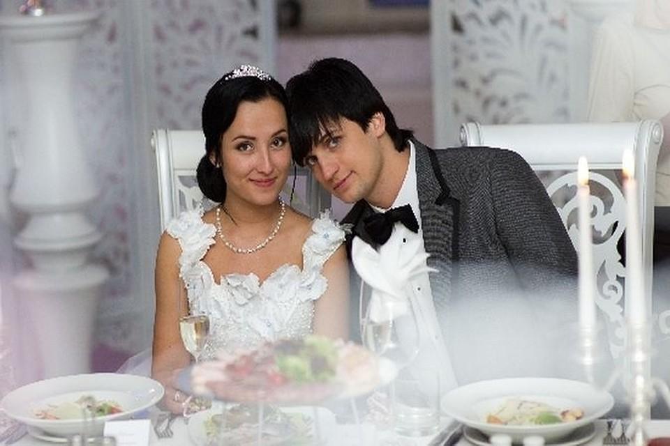 Всего лишь год назад Дмитрия и Виктория поженились