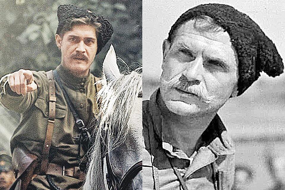 Сергей Стрельников (слева) уверяет, что с Борисом Бабочкиным его сравнивать даже не стоит..