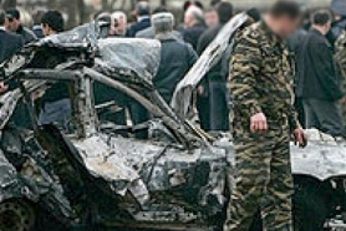 Трое вологодских полицейских погибли в результате теракта в Дагестане