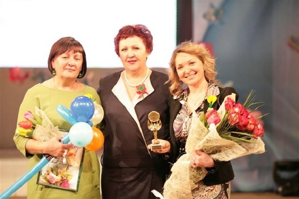 Конкурс среди женщин руководителей
