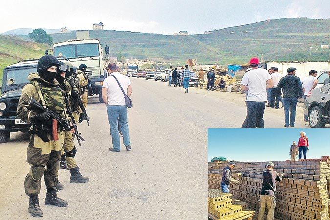 Корреспонденты «КП» приняли участие в освобождении невольников на кирпичном заводе в Дагестане