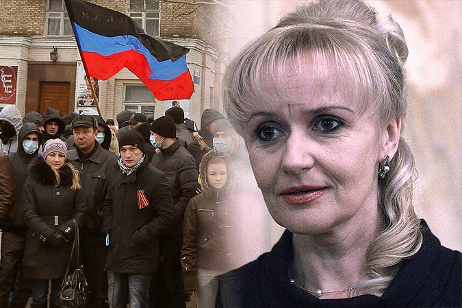 Депутат Верховной Рады Ирина Фарион: 5 миллионов не говорящих на мове дегенератов надо сажать