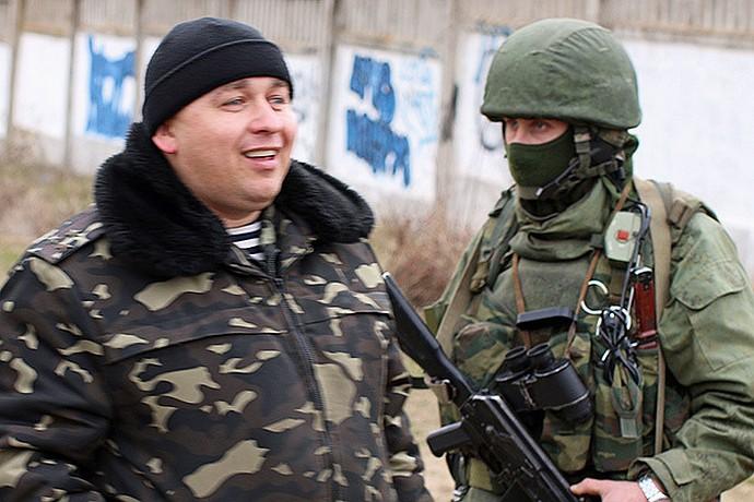 Командир украинской военной бригады: «Я сдаваться и разоружаться не намерен»