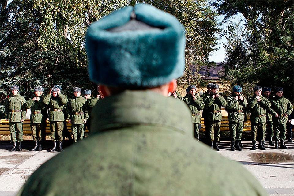 С 1 апреля в России начинается весенний призыв на срочную военную службу