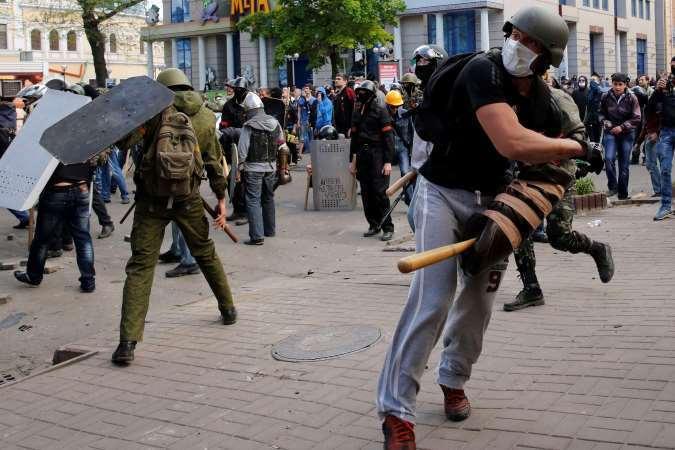Царев: В беспорядках в Одессе погибли более сотни человек