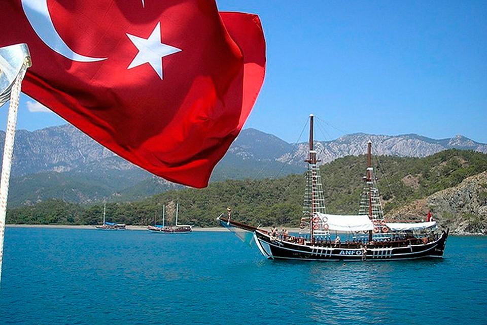Сказочный отдых в Турции на январь 2018 года