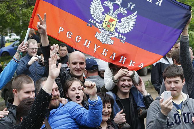 Политический кризис на Украине продолжается с октября прошлого года