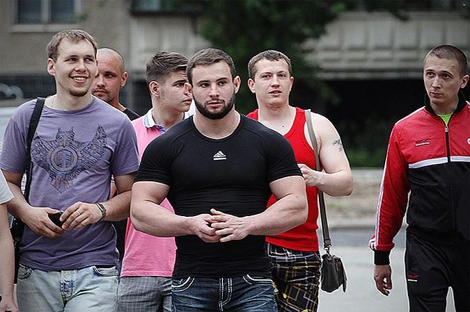 Участники движения «Трезвые