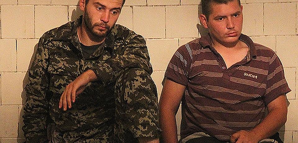 Военнопленные в Луганске рассказали свои истории корреспондентам «КП»