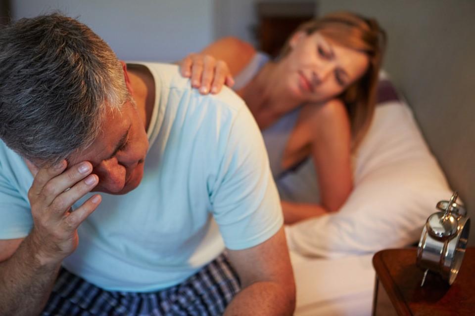 Чем помочь мужчине при импотенции