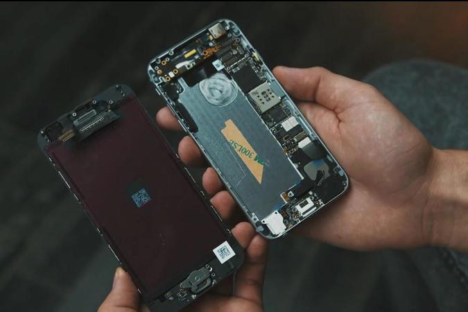 ФОТО: стоп-кадр. Новый iPhone 6 работает на чипе Apple A8