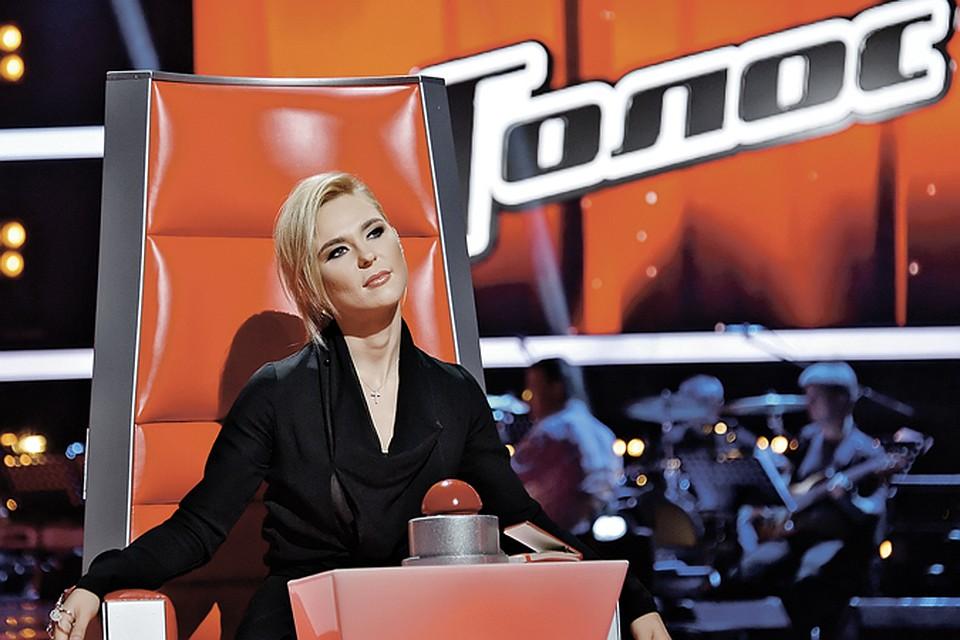 В третьем сезоне «Голоса» Пелагея удивила всех зрителей