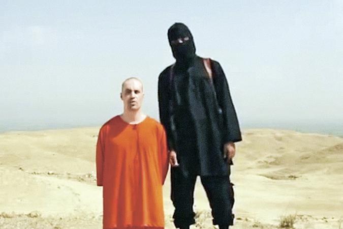 Американский журналист Джеймс Фоули - один из казненных на камеру боевиками ИГИЛ. Фото: AP Photo