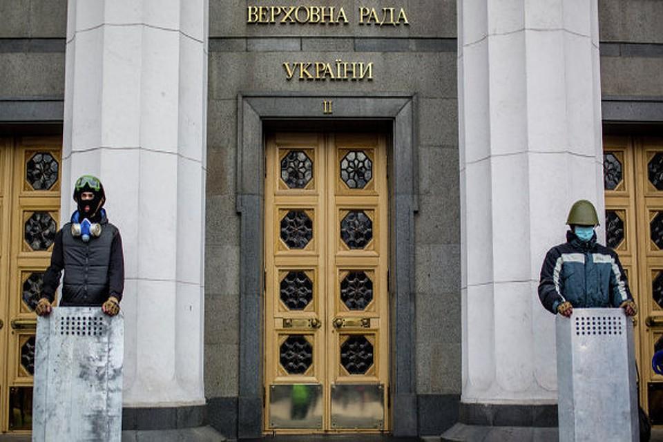 Киев давно порывался и вот выполнил свою угрозу...