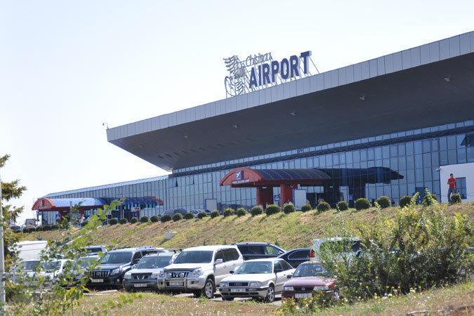 В аэропорту Кишинева задержан гражданин России.