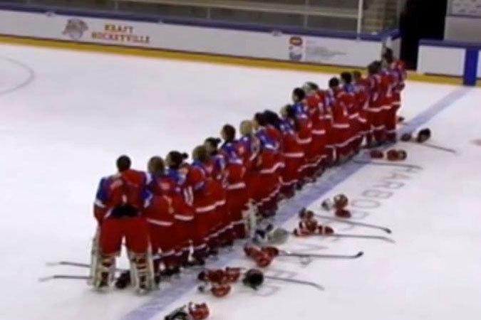 Чемпионат мира по хоккею где идет