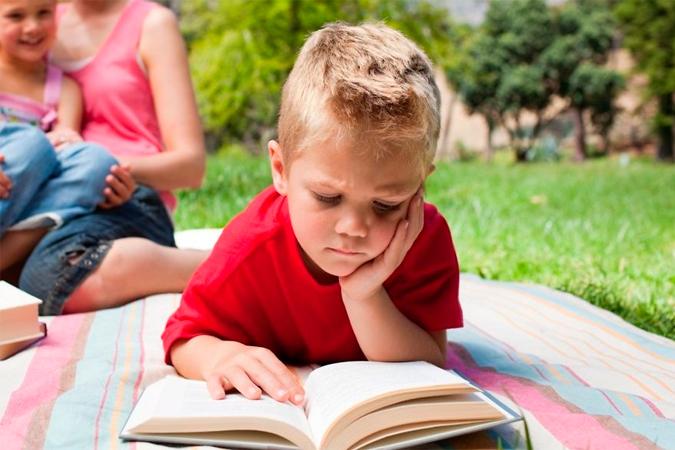 Нет нечитающих детей, есть дети, которые еще не встретили свою книгу. Фото: journalist.delfi.ee