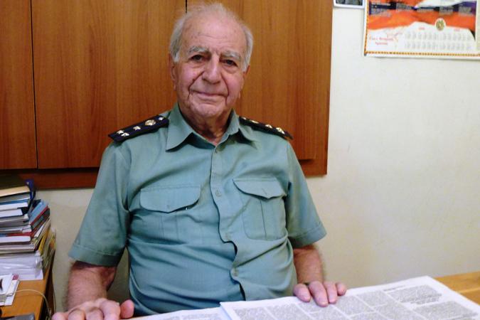 Ветеран разведки полковник Петрос Петросян полагает, что в Гюмри могла быть диверсия