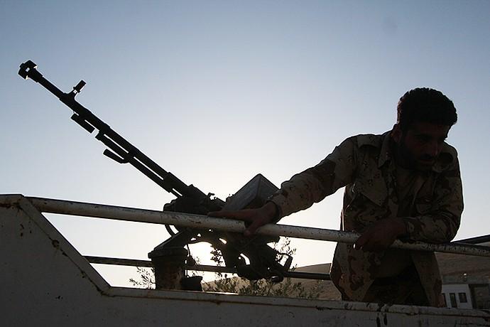 За четыре года войны правительственная армия Асада уменьшилась почти в два раза