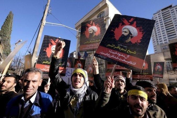 Казнь шиитского проповедника в Саудовской Аравии вызвала волну протестов мусульман по всему миру