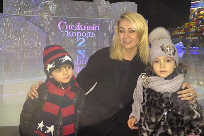 дети рудковской в инстаграм