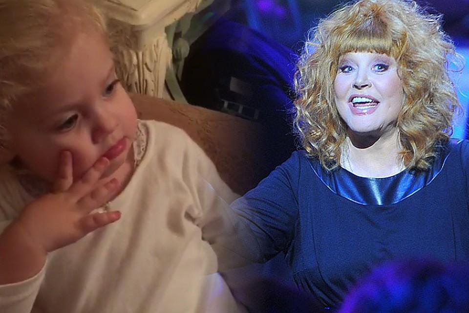 Лиза Галкина очень похожа на маму