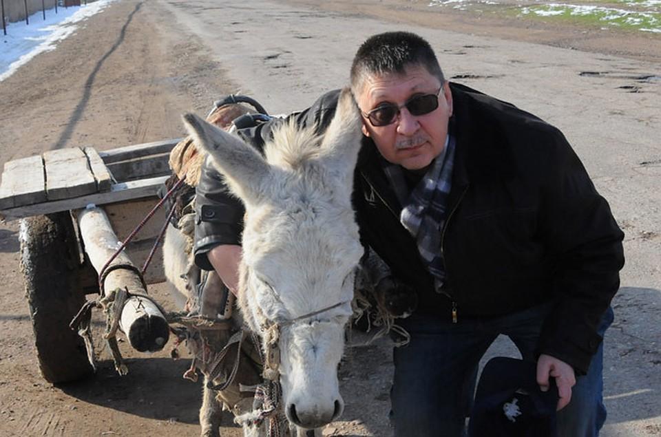 Сергей Пономарев отправился в новое путешествие