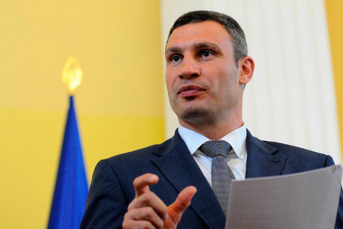 Кличко «закрыл» Киев на карантин из-за гриппа, не дожидаясь эпидемии