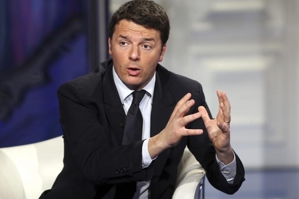 Премьер-министр Италии ответил на критику со стороны главы Еврокомиссии
