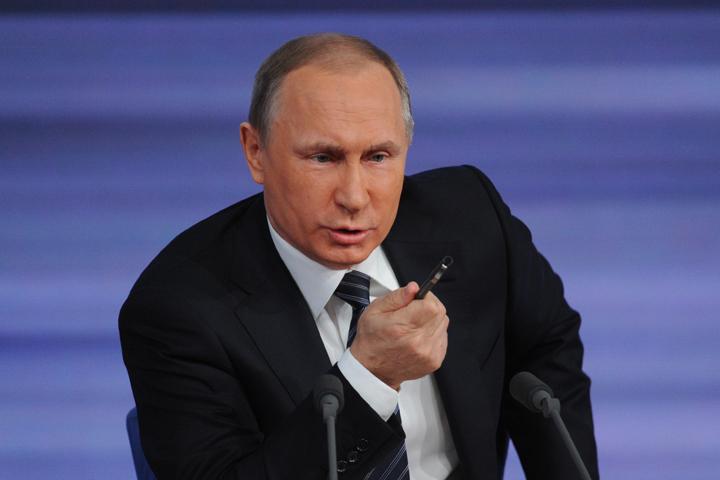 Немецкая аудитория признала политиком № 1 в мире Владимира Путина
