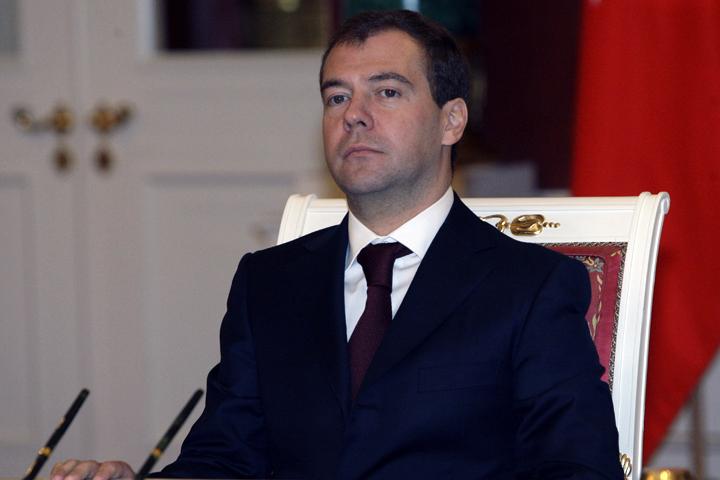 В пятницу вечером премьер Дмитрий Медведев вылетит в Мюнхен, где примет участие в конференции по безопасности