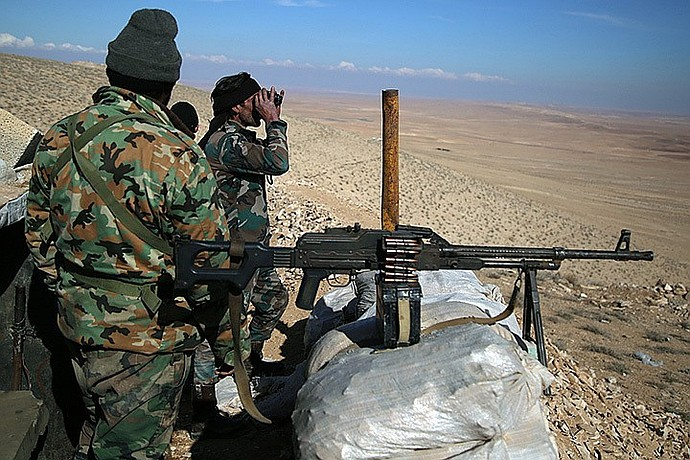 В последние дни интенсивность боев на севере Сирии значительно возросла, передают наши спецкоры