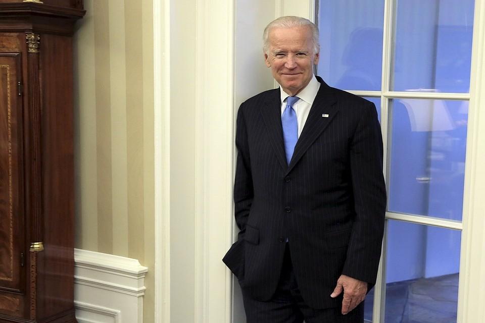 Вице-президент США Джозеф Байден
