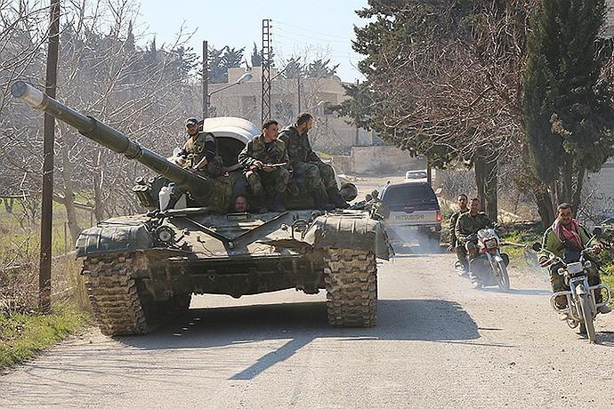 Боевикам в Латакии обрубили последнюю дорогу в Турцию