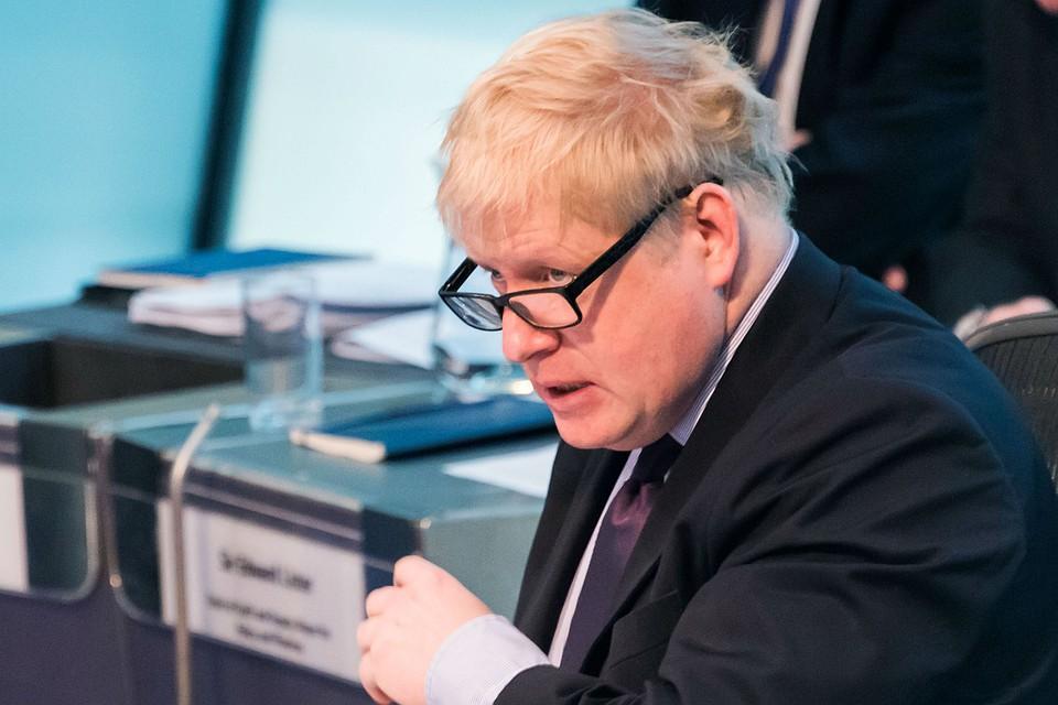Мэр Лондона Борис Джонсон поддержал выход Британии из ЕС. Фото: Zuma\TASS