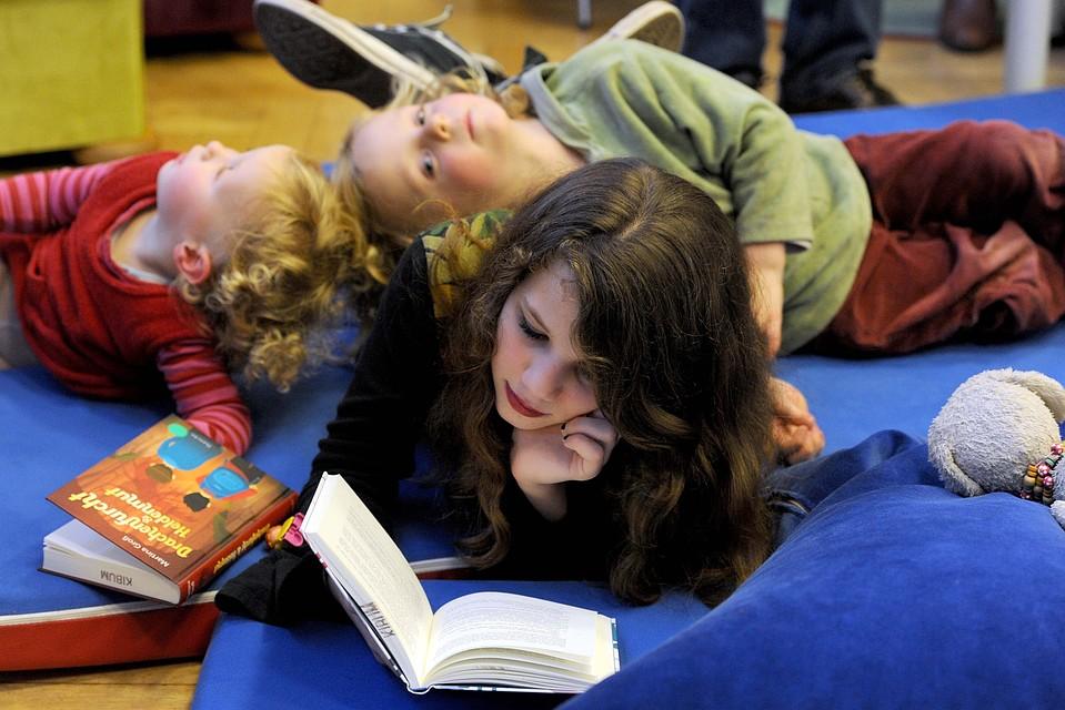 Книги бразильской писательницы Лижии Божунги давно отнесены к категории мировой классики детской литературы. Фото: DPA/TASS