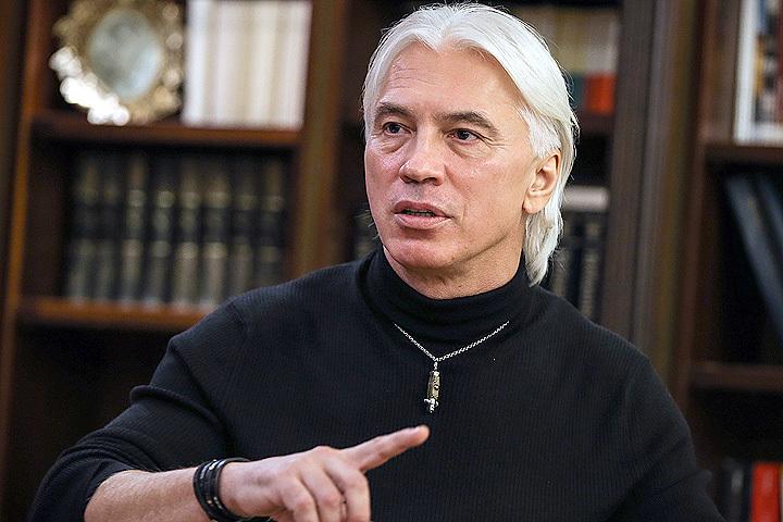 Дмитрий Хворостовский. Фото: Сергей Савостьянов/ТАСС