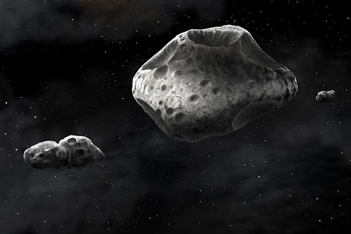 В Солнечной системе насчитывается более 11 тысяч астероидов сближающихся с Землей