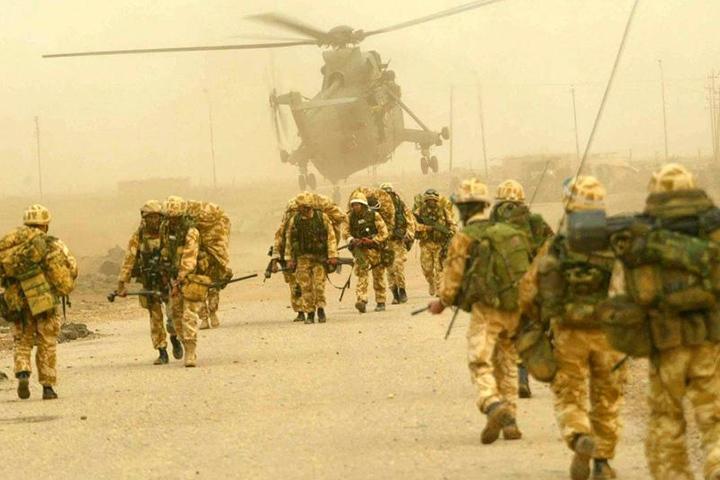 ООН, проводившая в Ираке постоянные инспекции, не нашла никаких следов этого оружия и отказалась санкционировать применение силы против Багдада. Тем не менее Соединенные Штаты незаконно вторглись в страну и оккупировали ее