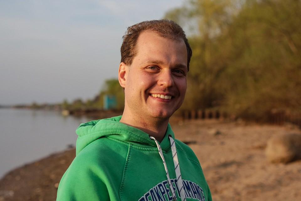 28-летний москвич Евгений Цаплин, преподаватель Высшей школы экономики.