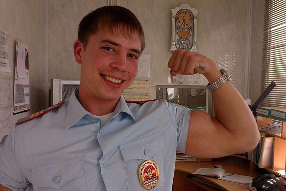 Данил чувствует себя хорошо и готов продолжить службу в органах внутренних дел.