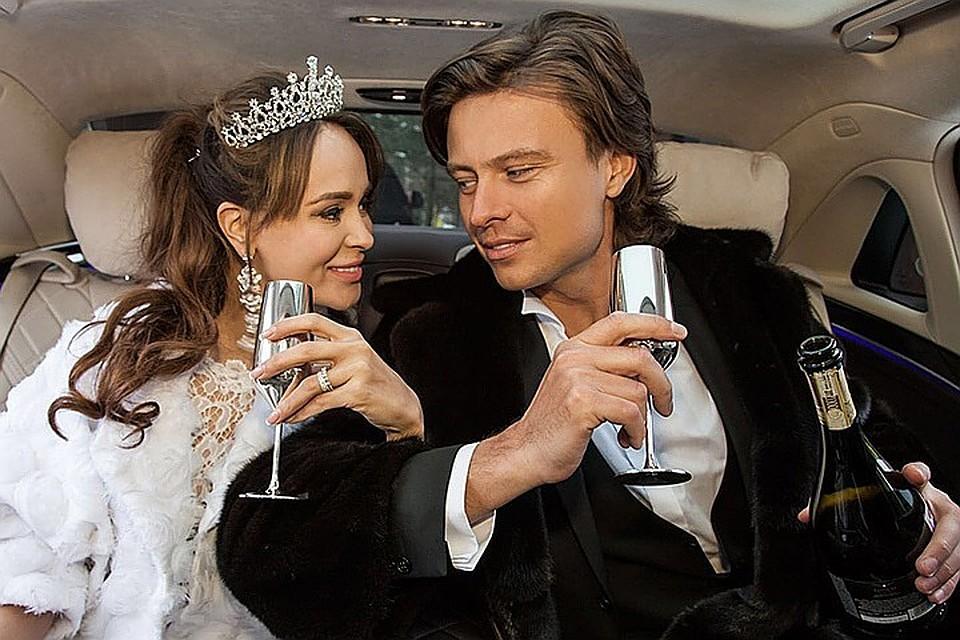 Прохор Шаляпин и актриса Анна Калашникова в очередной раз привлекли в себе внимание. Фото: Евгений Вавржин