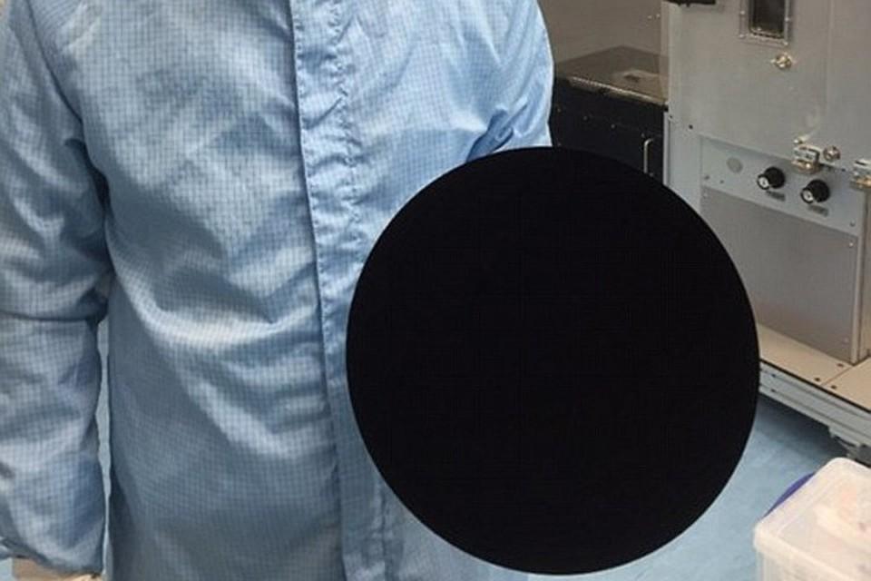 Самый черный цвет как сделать 368