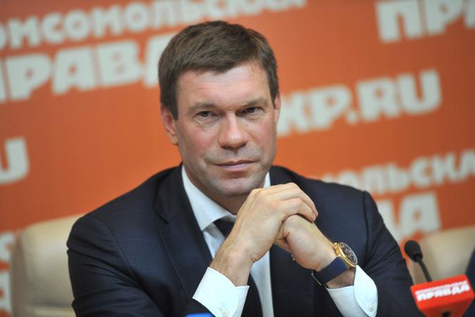 Олег Царев: В Крыму однозначно всеобщая поддержка России. Разочаровавшихся нет