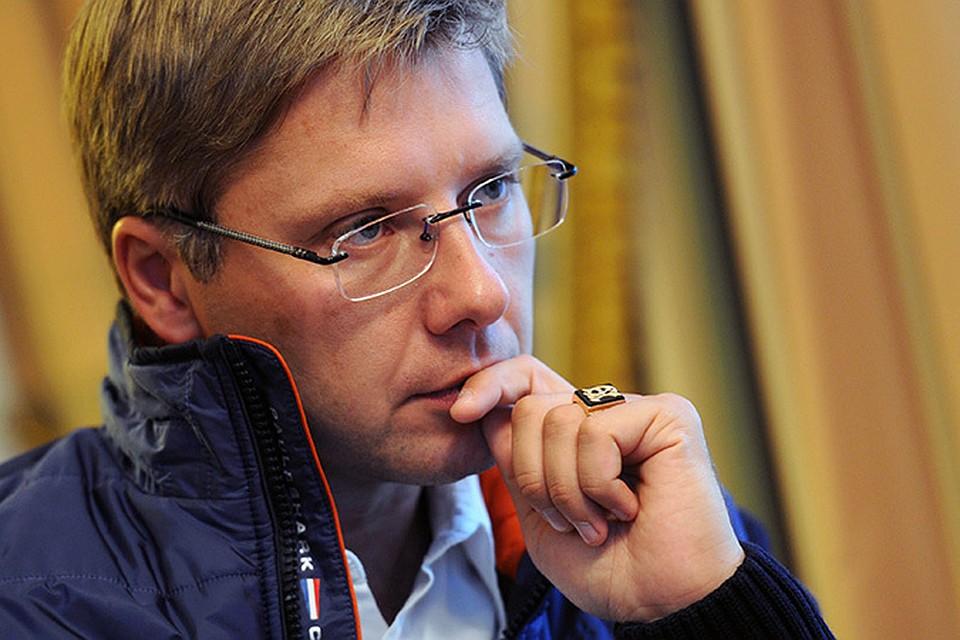 Прошлый член КПСС Вайдере сама причастна к«советскому ущербу»— Ушаков