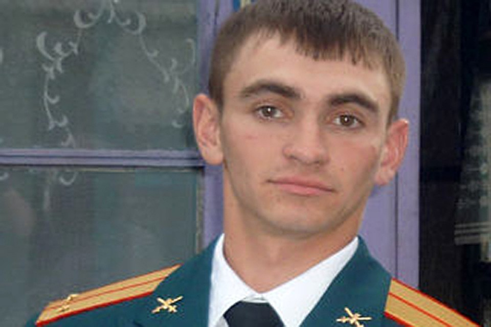 Похороны погибшего вСирии офицера Прохоренко пройдут 6мая