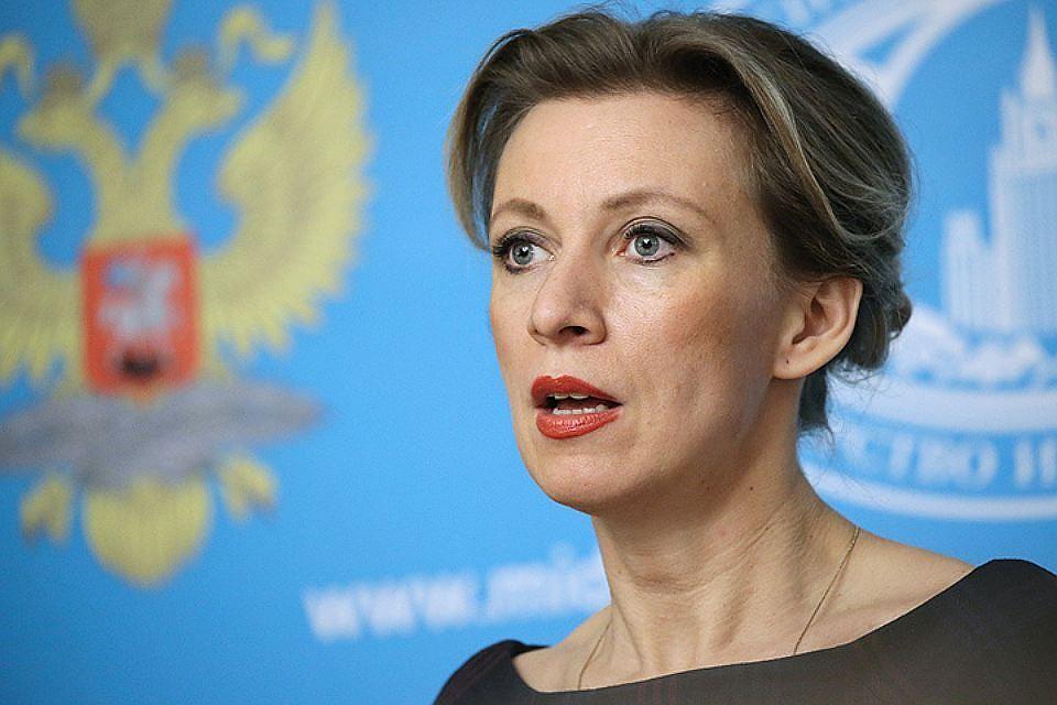Мария Захарова: Украинская земля отбирает силы у Савченко