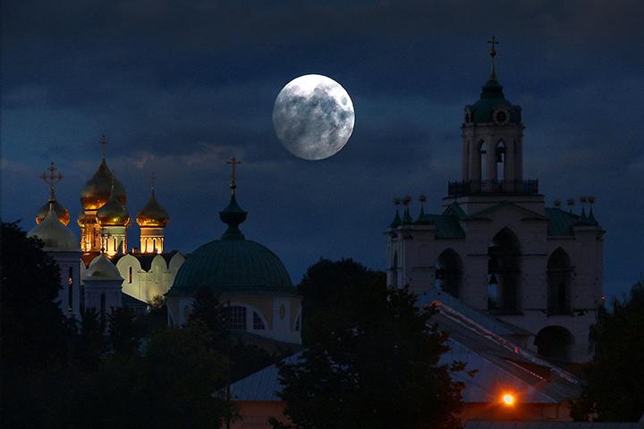В последний раз подобное явление было зафиксировано в 1967 году. Фото ИТАР-ТАСС/ Владимир Смирнов