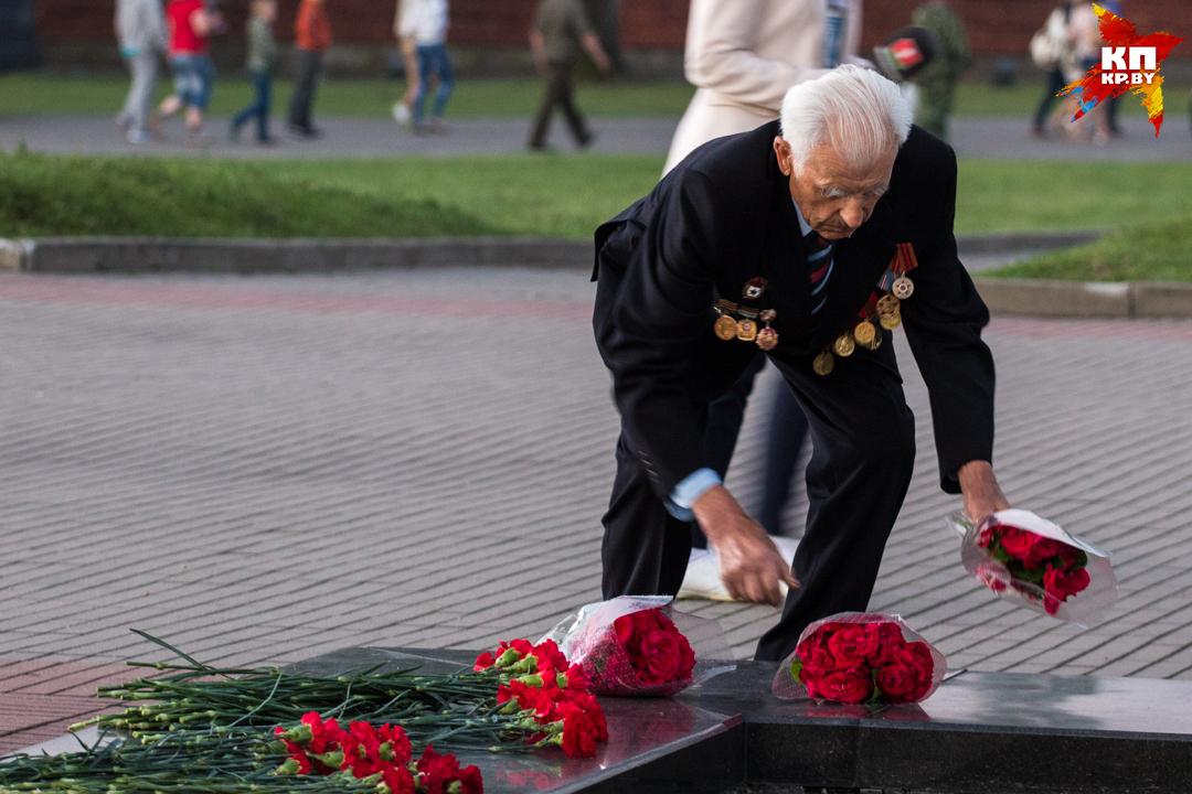 22 июня в Бресте отмечают День памяти и скорби.